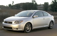 2006 Scion tC Picture Gallery
