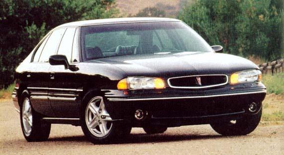 Picture of 1996 Pontiac Bonneville