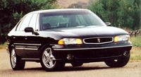 1996 Pontiac Bonneville Overview