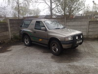 1998 Vauxhall Frontera Overview