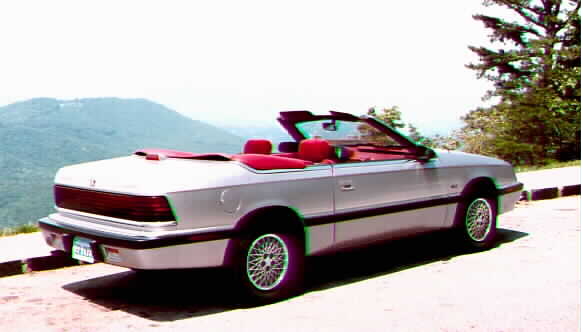1992 Chrysler Le Baron Sport Related Infomation