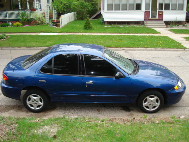 2004 chevrolet cavalier base picture exterior. Cars Review. Best American Auto & Cars Review