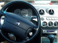 Picture of 1999 Mercury Cougar 2 Dr V6 Hatchback, interior, gallery_worthy