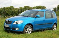 Picture of 2008 Skoda Roomster, exterior, gallery_worthy