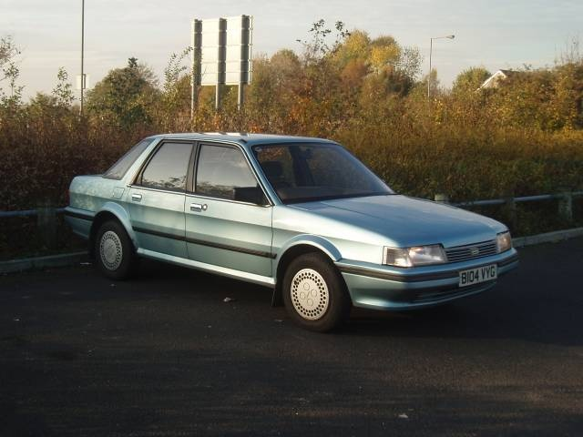 Picture of 1984 Austin Montego