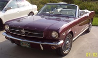 Picture of 1964 Ford Mustang Standard Convertible, exterior