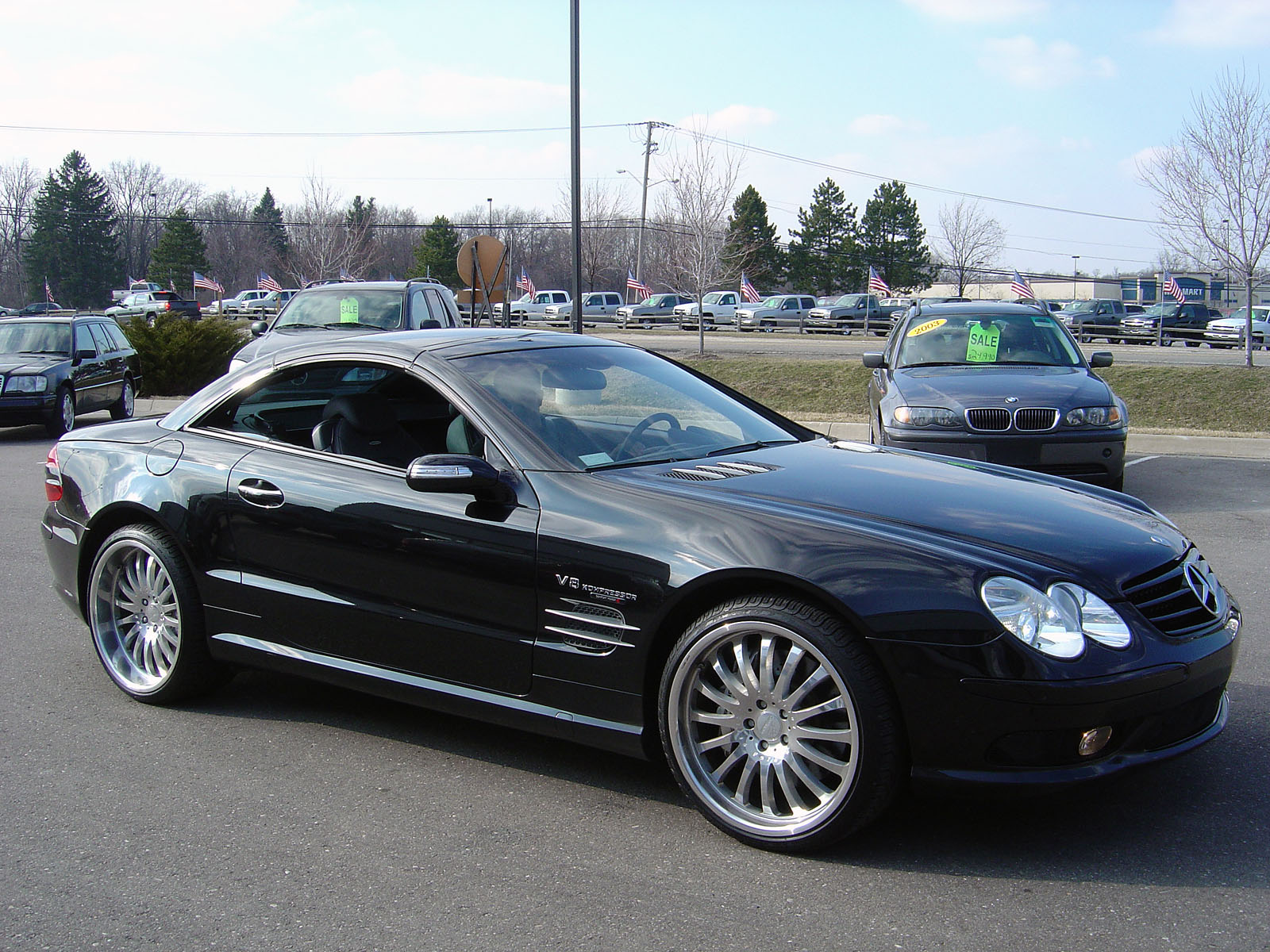 2004 mercedes benz sl class pictures cargurus for Mercedes benz sl55