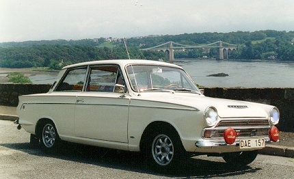Picture of 1966 Ford Cortina