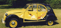 1962 Citroen 2CV Overview