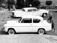 1962 Ford Anglia Overview