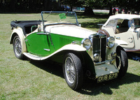 1936 MG NB Overview