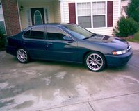 Picture of 1999 Nissan Altima GXE, exterior, gallery_worthy