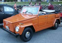 1979 Volkswagen Thing Overview