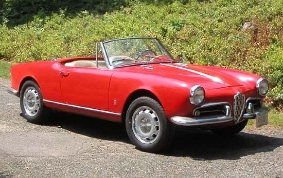 1961 alfa romeo giulietta - pictures - cargurus