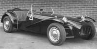 1957 Lotus Seven Overview