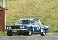 1971 FIAT 124 Overview