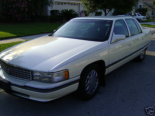 1996 cadillac deville exterior pictures cargurus. Cars Review. Best American Auto & Cars Review