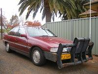 1993 Holden Statesman, 1993 Holden caprice, exterior