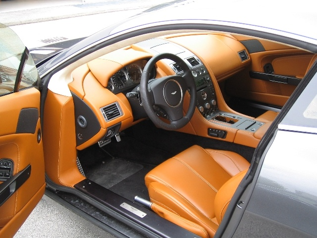 Picture Of 2008 Aston Martin V8 Vantage Coupe RWD, Interior, Gallery_worthy