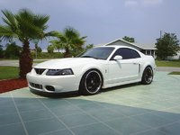 Picture of 2003 Ford Mustang SVT Cobra 10th Anniversary Supercharged Coupe, exterior, gallery_worthy