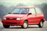 Picture of 1990 Ford Festiva L, exterior