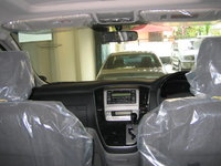 Picture of 2008 Toyota Alphard, interior