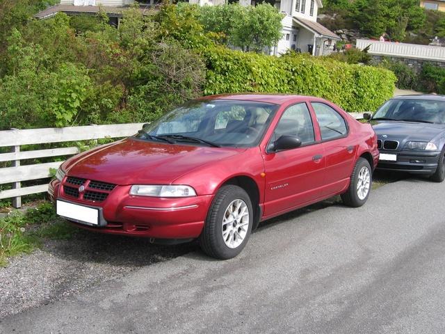 Picture of 1997 Dodge Stratus, exterior