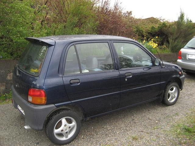 Picture of 1997 Daihatsu Cuore