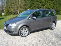 2007 Volkswagen Touran Picture Gallery