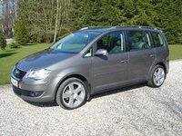 2007 Volkswagen Touran Overview