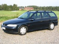 Picture of 1998 Opel Vectra, exterior