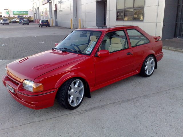 Picture of 1990 Ford Escort, exterior, gallery_worthy