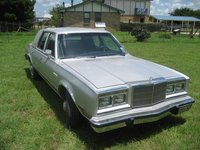 Picture of 1986 Chrysler Fifth Avenue, exterior