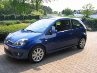 Picture of 2006 Ford Fiesta ST, exterior