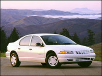 1998 Plymouth Breeze Overview