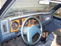 1988 Ford Ranger picture, interior