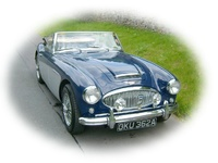 1961 Austin-Healey 3000 Overview