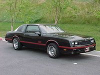 1987 Chevrolet Monte Carlo Overview