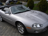 2001 Jaguar XK-Series XK8 Convertible, 2001 Jaguar XK-Series 2 Dr XK8 Convertible picture, exterior