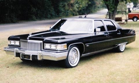 1975 Cadillac Fleetwood - Pictures - CarGurus