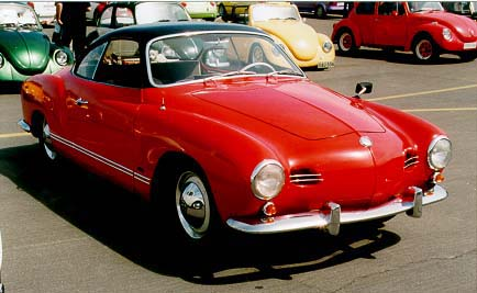Picture of 1959 Volkswagen Karmann Ghia, exterior