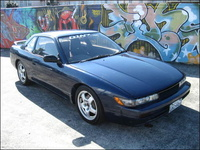 1989 Nissan Silvia Overview