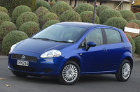 2007 Fiat Punto Picture Gallery