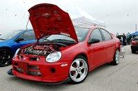 2004 Dodge Neon SRT-4 4 Dr Turbo Sedan, Call it a NEON... a really FAASSTTT NEON... =-), exterior, engine, gallery_worthy