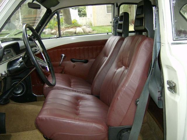 Picture of 1966 Volvo 122, interior