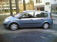 2005 Renault Grand Scenic Picture Gallery