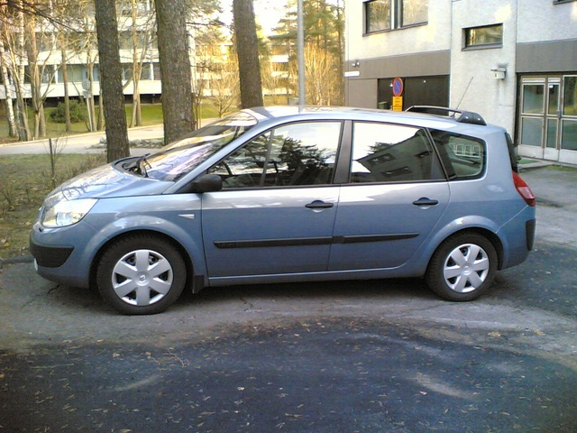 Picture of 2005 Renault Grand Scenic