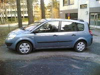 2005 Renault Grand Scenic Overview