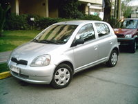2003 Toyota Yaris Picture Gallery