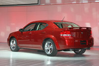 Picture of 2008 Dodge Avenger R/T FWD, exterior, gallery_worthy